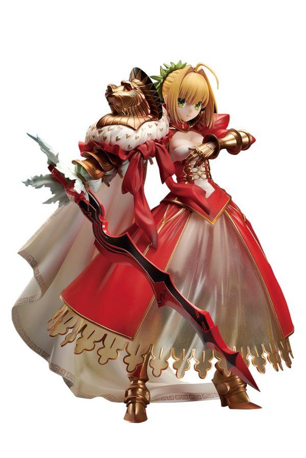 Fate:Grand Order Saber : Nero Claudius 02