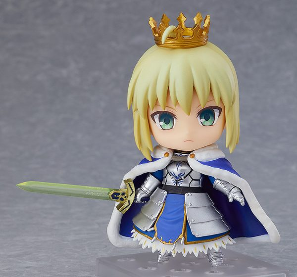 Nendoroid Saber:Altria Pendragon- True Name Revealed Ver. 01