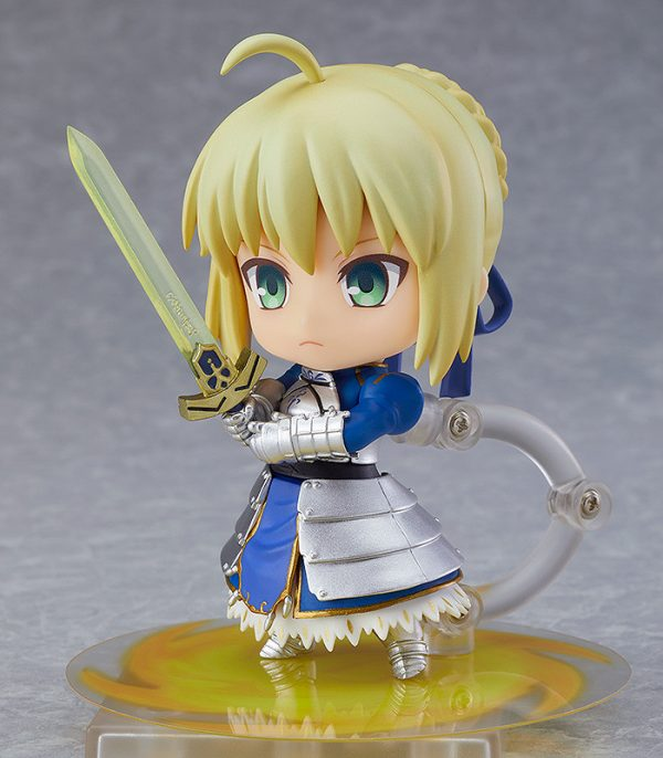 Nendoroid Saber:Altria Pendragon- True Name Revealed Ver. 02