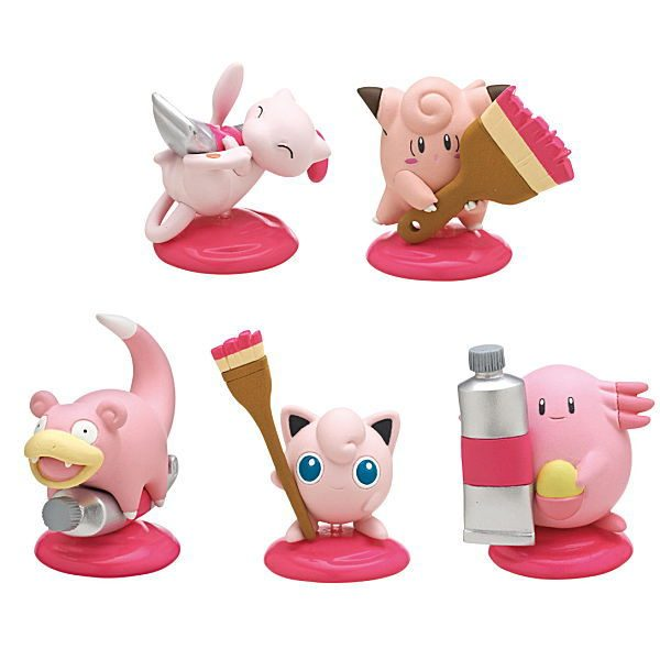 Pokemon – Palette Colour Collection Pink