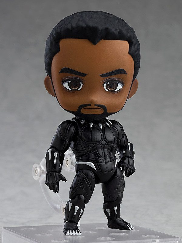 Nendoroid Black Panther- Infinity Edition DX Ver. 01