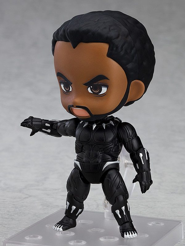 Nendoroid Black Panther- Infinity Edition DX Ver. 02