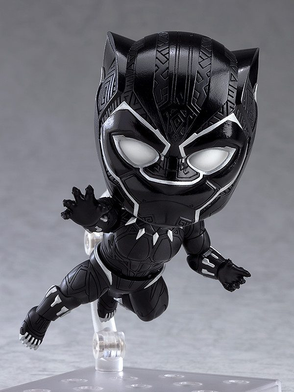 Nendoroid Black Panther- Infinity Edition DX Ver. 03