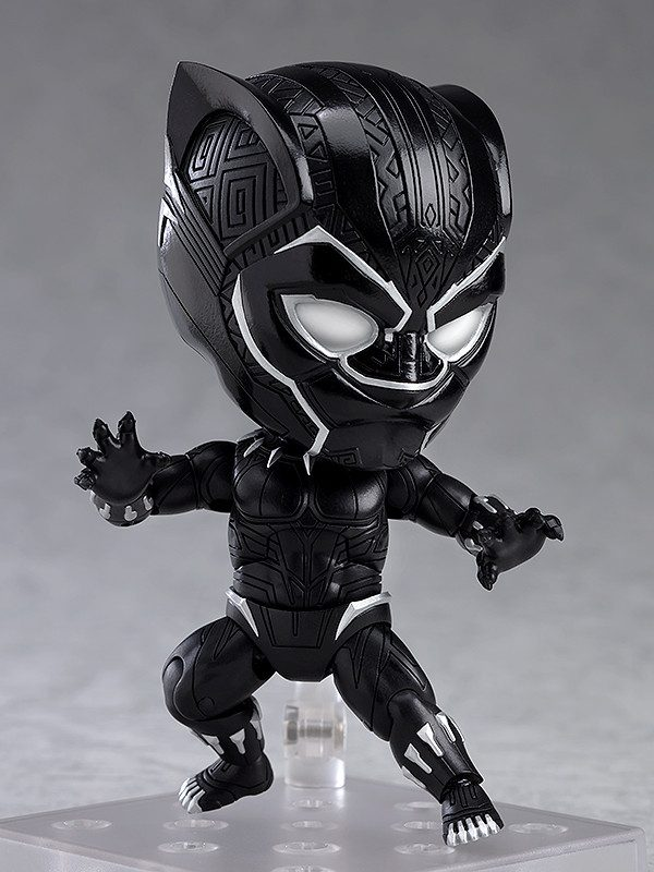 Nendoroid Black Panther- Infinity Edition DX Ver. 04