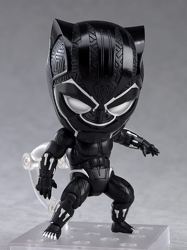 Nendoroid Black Panther- Infinity Edition DX Ver. 06