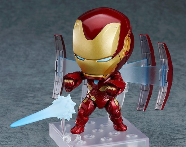 Nendoroid Iron Man Mark 50- Infinity Edition DX Ver. 01