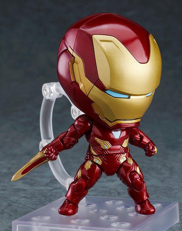 Nendoroid Iron Man Mark 50- Infinity Edition DX Ver. 02