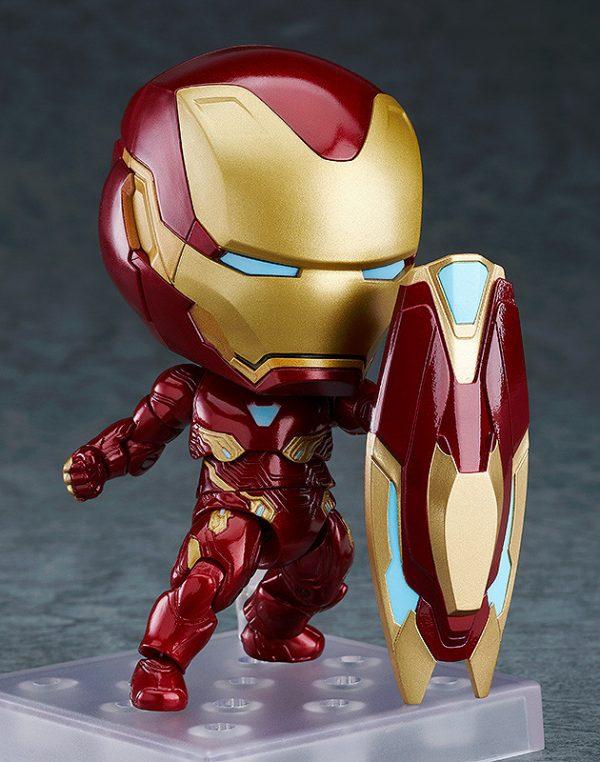 Nendoroid Iron Man Mark 50- Infinity Edition DX Ver. 03
