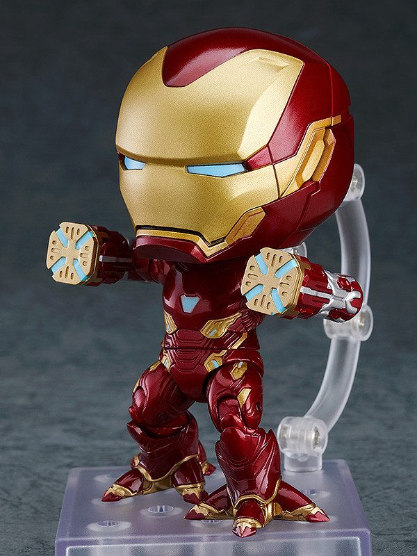Nendoroid Iron Man Mark 50- Infinity Edition DX Ver. 04