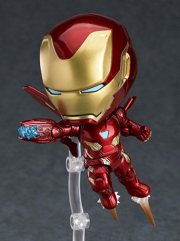 Nendoroid Iron Man Mark 50- Infinity Edition DX Ver. 07