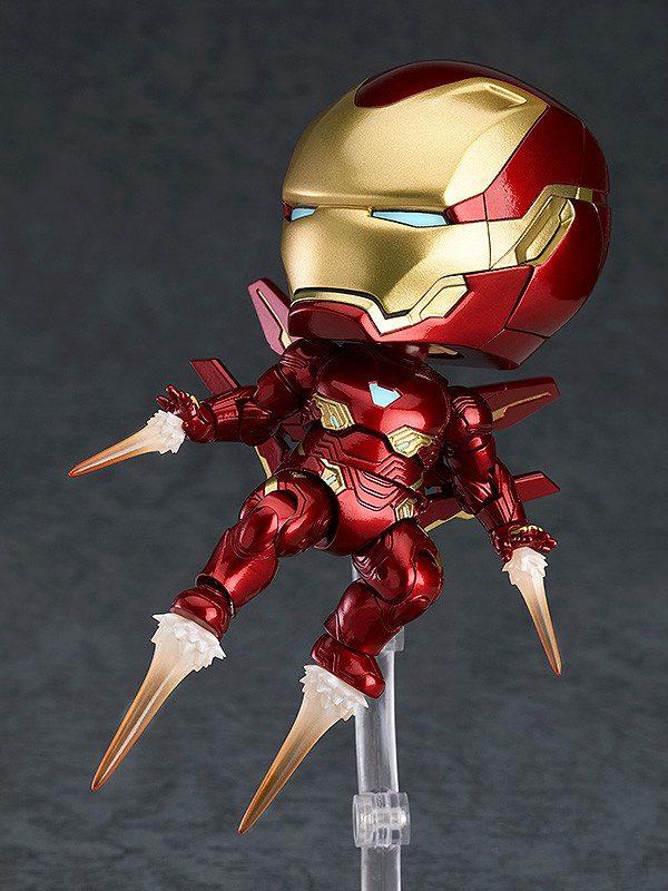 Nendoroid Iron Man Mark 50- Infinity Edition DX Ver. 08