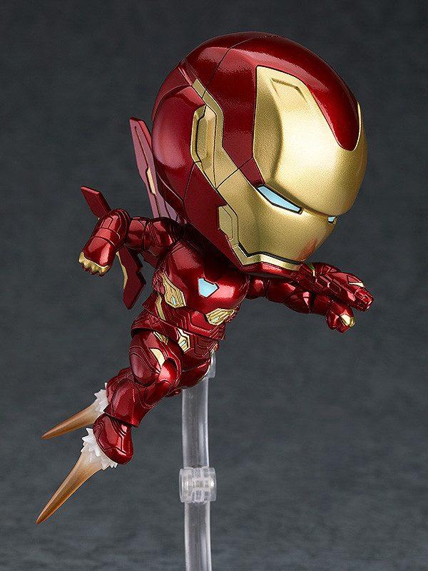 Nendoroid Iron Man Mark 50- Infinity Edition DX Ver. 09