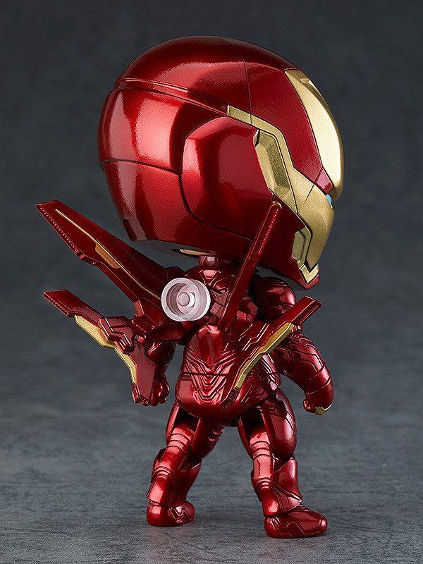 Nendoroid Iron Man Mark 50- Infinity Edition DX Ver. 11