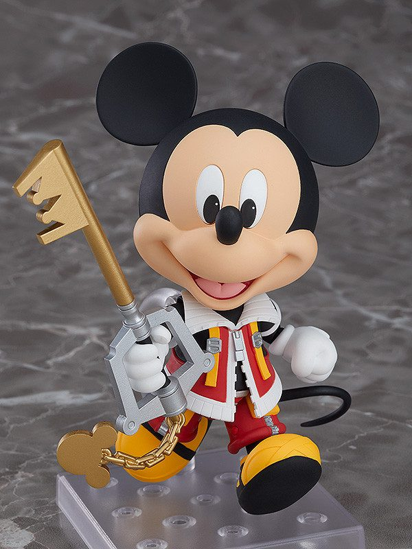 Nendoroid KING MICKEY 01