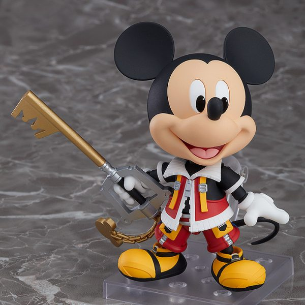 Nendoroid KING MICKEY 02