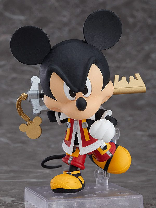 Nendoroid KING MICKEY 03
