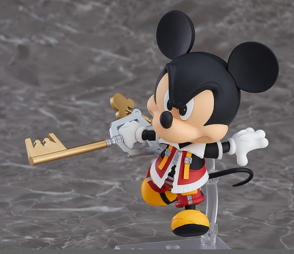 Nendoroid KING MICKEY 04