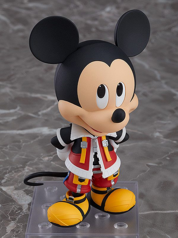 Nendoroid KING MICKEY 05