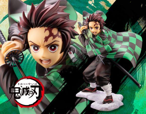 ARTFX J Tanjiro Kamado 01