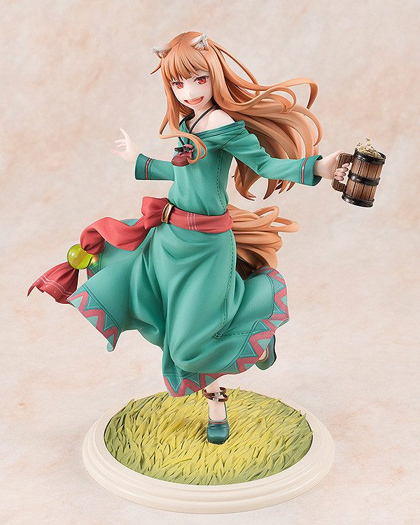 Holo wolf and spices 10th anniversary Ver. 06