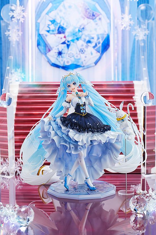 Snow Miku- Snow Princess Ver. 02