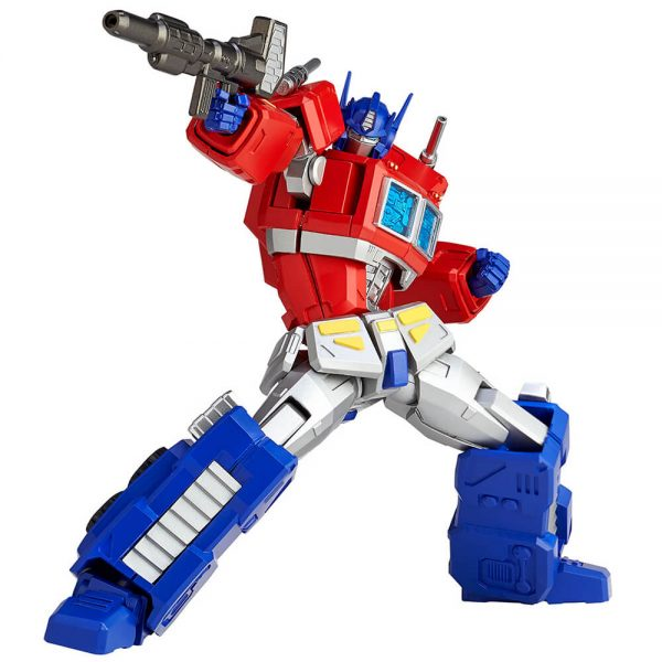 Transformers Amazing Yamaguchi 014 Convoy 02