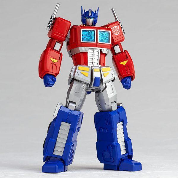Transformers Amazing Yamaguchi 014 Convoy 04