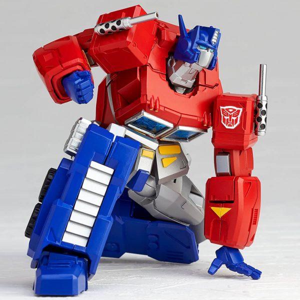 Transformers Amazing Yamaguchi 014 Convoy 06