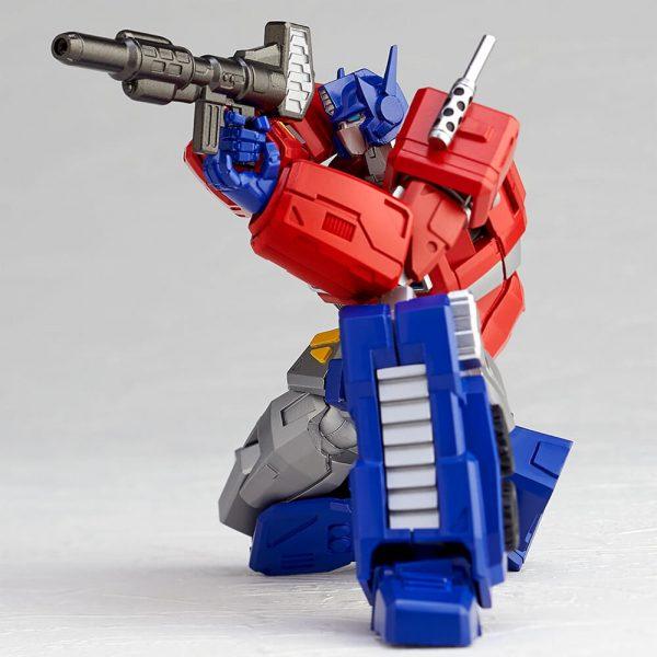 Transformers Amazing Yamaguchi 014 Convoy 07
