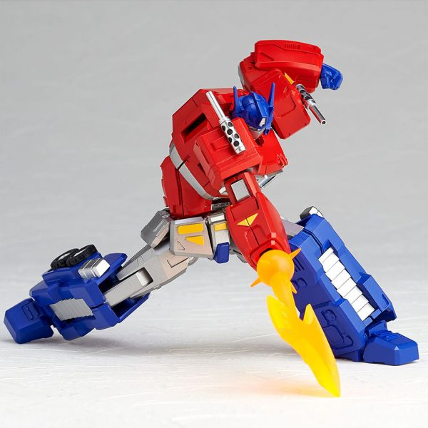 Transformers Amazing Yamaguchi 014 Convoy 08