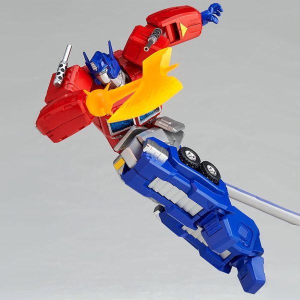 Transformers Amazing Yamaguchi 014 Convoy 09