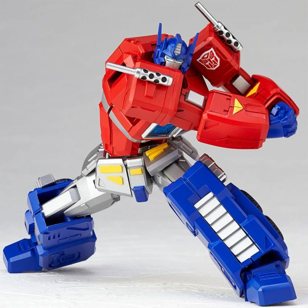 Transformers Amazing Yamaguchi 014 Convoy 11