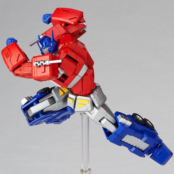 Transformers Amazing Yamaguchi 014 Convoy 12