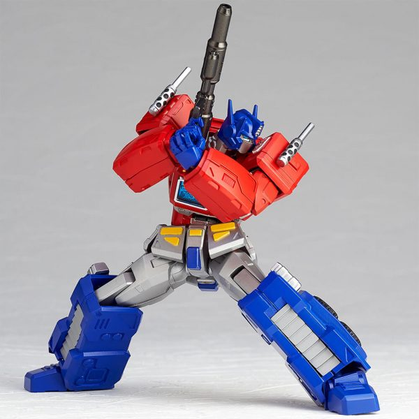 Transformers Amazing Yamaguchi 014 Convoy 13