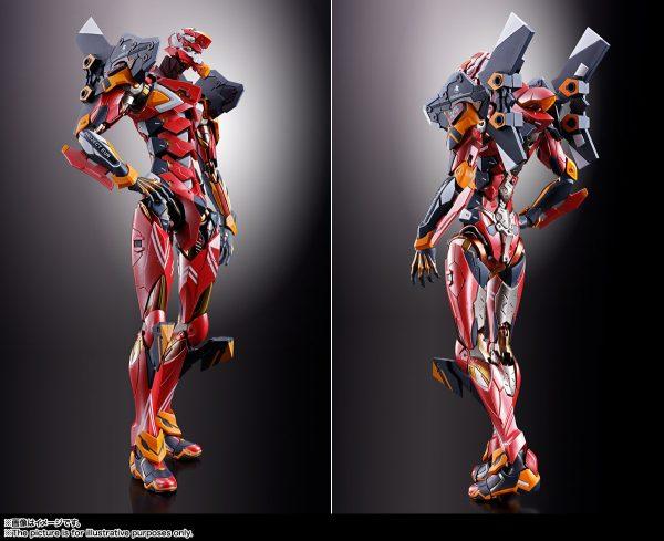 Metal Build EVA 02 Production Model 02
