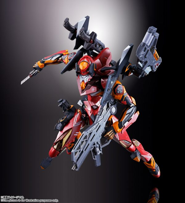 Metal Build EVA 02 Production Model 07