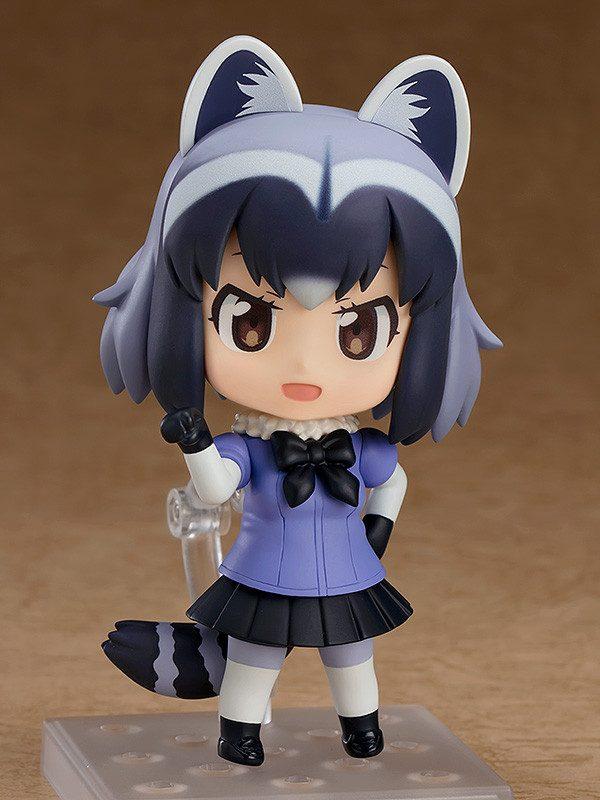 Nendoroid Common Raccoon 01