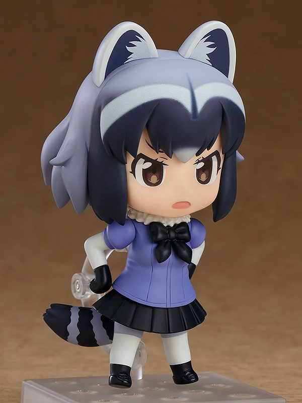 Nendoroid Common Raccoon 02