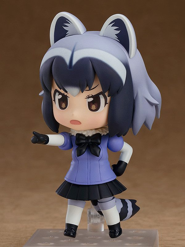 Nendoroid Common Raccoon 04