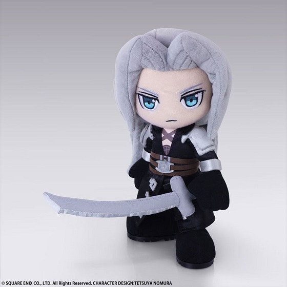 Doll Sephiroth 2
