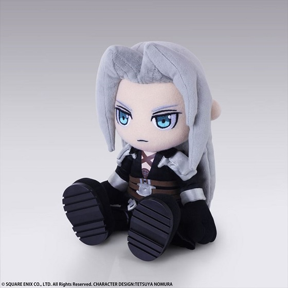 Doll Sephiroth 3