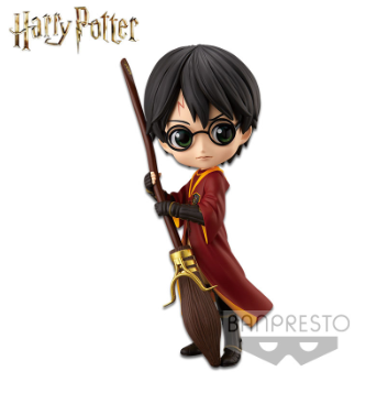 Harry Potter Quidditch Style 1