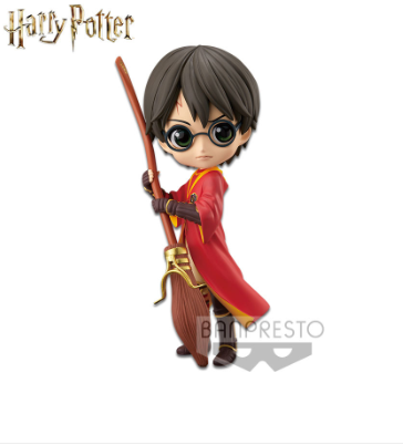 Harry Potter Quidditch Style