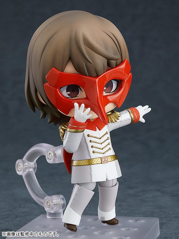 Nendoroid Goro Akechi- Phantom Thief Ver. 02