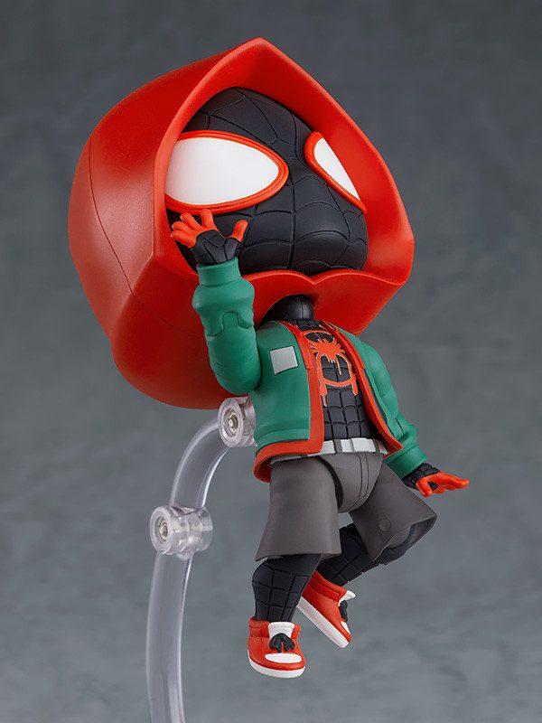 Nendoroid Miles Morales- Spider-Verse Edition DX Ver. 02
