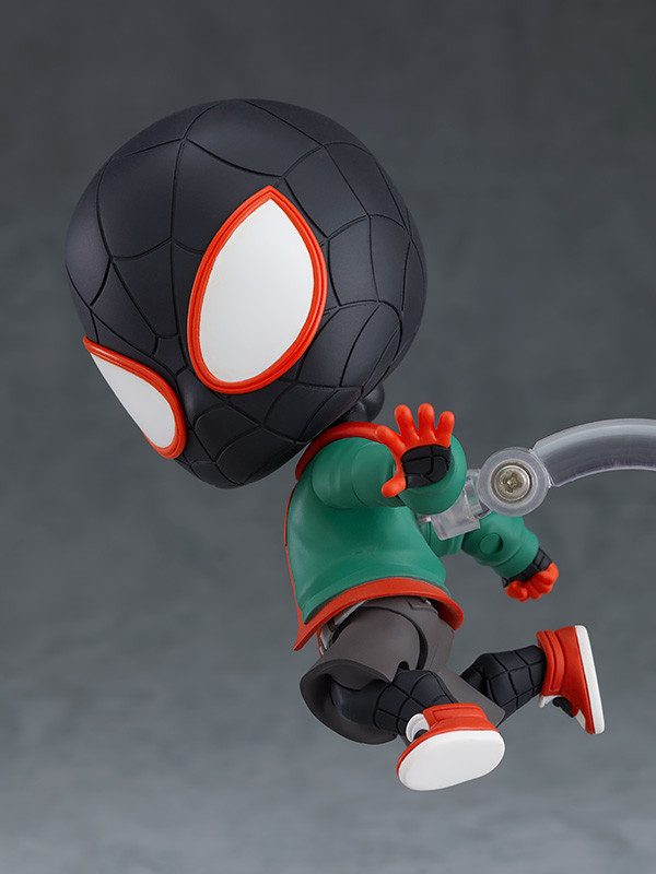 Nendoroid Miles Morales- Spider-Verse Edition DX Ver. 03