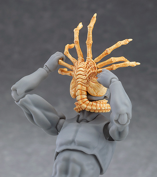 figma Alien- Takayuki Takeya ver. 09