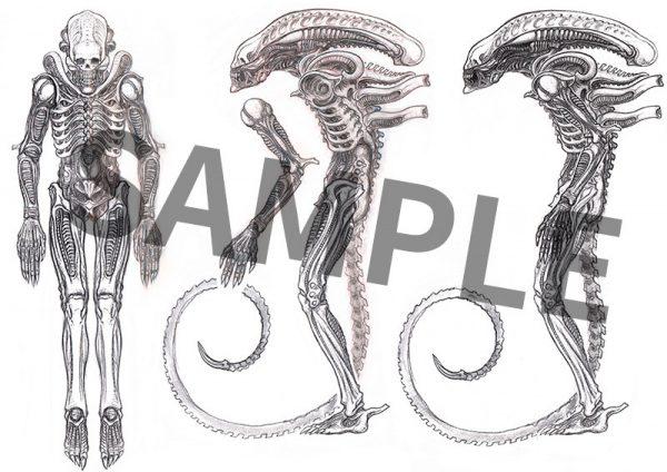 figma Alien- Takayuki Takeya ver. 10