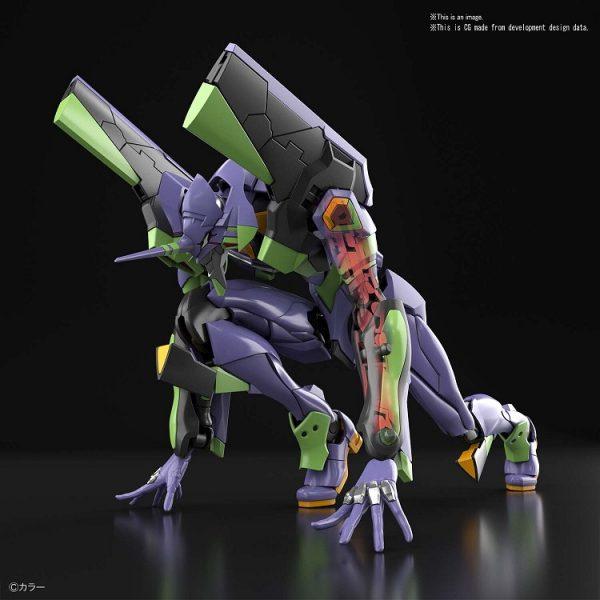 Evangelion Unit-01 2