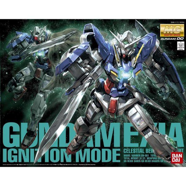 Exia Ignition Mode